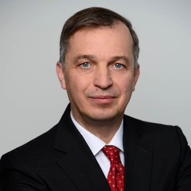 Prof. Dr. Ulrich Nack, Vorstand